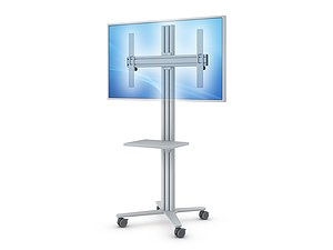 Single TV-Stand Mobil